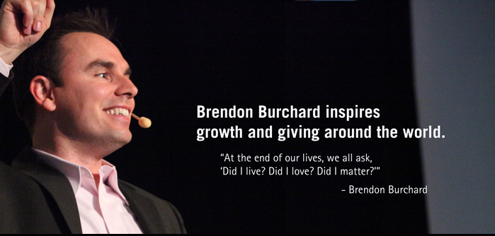 Brendon Burchard - Urvater der Expert Industry Association